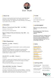 Elon Musk Resume Resume Elon Musk Resume Regularguyrant Best Resume Site For Free 45