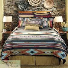 american indian bedding queen comforter 4 bed set earth tones tribal print shams new native american american indian bedding native