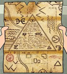 gravity falls break the code