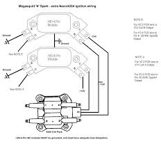 ignition coil wiring diagram ford wiring diagrams and schematics duraspark ii issue the h a m b