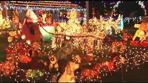 Christmas Lights Nhl 18 Family Carries On Tradition At Sparkys Christmas House