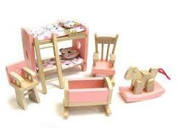 doll house furniture sets. DOLLS HOUSE FURNITURE SET - KIDS BEDROOM Doll House Furniture Sets