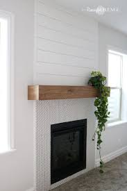 Mantle Without Fireplace Best 25 Floating Mantel Ideas On Pinterest Mantle Ideas Stone