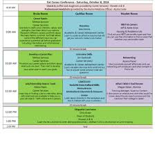 cat career conference career services a able copy of the day s agenda can be found here