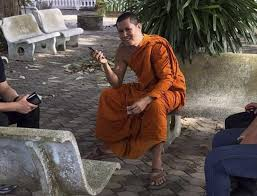 Image result for 2 monk thai