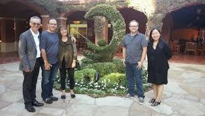 SCOTT RAYMOND: University of Nebraska Visit to DreamWorks!