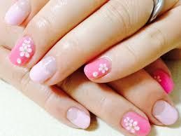 春ネイル桜咲く一番人気のネイルデザイン 大阪ネイル事情を学ぶブログ