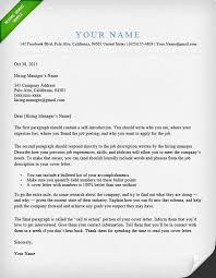 Elegant Cover Letter Template 40 Battle Tested Cover Letter Templates For Ms Word Resume Genius