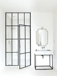 steel framed shower doors luxury master bathroom by studio west with steel framed shower door steel steel framed shower doors