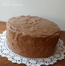 Chocolate Cake With Chocolate Buttercream Frosting Bake Anytime