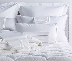 bird s eye stripe bed bedding set