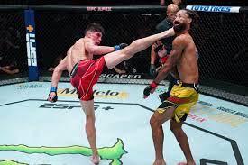 UFC Vegas 34 bonuses: Ignacio Bahamondes wins $50,000 for highlight-reel  knockout - MMA Fighting