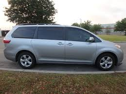2015 Used Toyota Sienna 5dr 8-Passenger Van LE FWD at Central ...