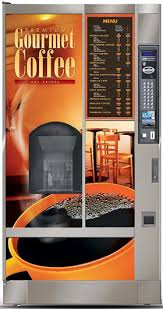 Premium Gourmet Coffee Vending Machine Fascinating Long Island Coffee Vending Machine Company Deerhills Vending