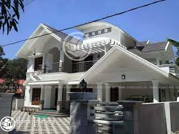 Small Picture Beautiful Kerala Home Design With Plan 2015