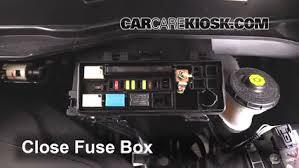 replace a fuse 2016 2016 honda pilot 2016 honda pilot ex 3 5l v6 Honda Pilot Fuse Box 6 replace cover secure the cover and test component honda pilot fuse box diagram