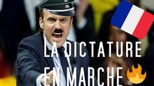 """Résultat de recherche d'images pour """"macron dictateur"""""""