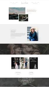 Design Davey Custom Branding Website Design White Aesthetic
