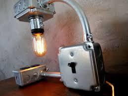 etsy industrial lighting. handmade steampunk lamp for industrial lighting alchemist etsy