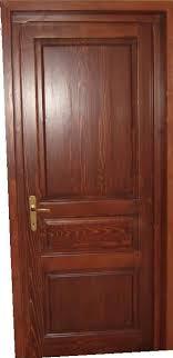 usi interior din lemn stratificat