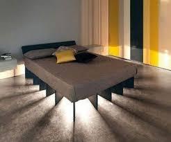 unique bed frames. Large-size Of Particular Floating Bed Frame Also Lighting Decofurnish With Unique Frames L