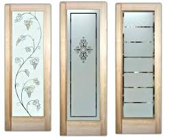 pantry frosted glass designs for doors door with ideas