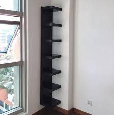 bedroom diy corner shelves plans closet shelf bathroom bookshelves floating white gloss delectable furniture