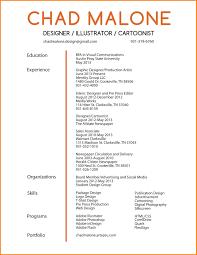 Resume Samples For Designers Graphic Designer Resume Samples New Graphic Designer Resume Pdf 6