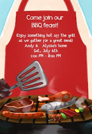 barbecue invitation template free free party invitation templates the grid system