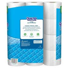 Quilted Northern Ultra Soft & Strong With Cleanstretch Toilet ... & Quilted Northern Ultra Soft & Strong With Cleanstretch Toilet Paper - 12  Double Rolls Adamdwight.com