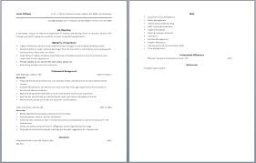 bartender resume example bartending resume - Description Of Waitress Duties  For Resume