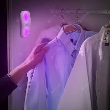 <b>USB UV Sterilizer LED</b> Lamp Motion Sensor Rechargeable UV ...