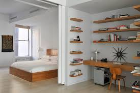 office floating shelves. Floating Shelves Above Desk Home Office Contemporary With