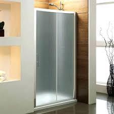 opaque single shower doors. Opaque Glass Bathroom Doors Sliding Door Photo Single Shower