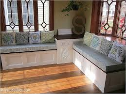living room seating storage bench new how to build a built in with