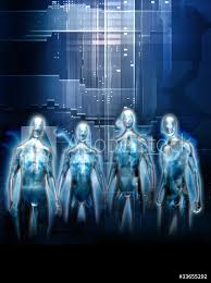 Fotografie Obraz Alien Ufo Energy Posterscz