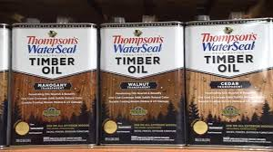 Thompsons Waterseal Timber Oil Todays Homeowner