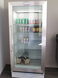 sub zero commercial refrigerator. Exellent Commercial Frigidaire Commercial Grade Fridge With Glass Doors A Little More  Affordable Than The Sub Zero For Zero Refrigerator O