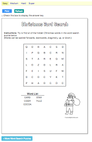 Christmas worksheets and online activities. Top 15 Free Printable Christmas Word Search Pdf For 2020