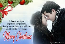 Christmas Quotes About Love Magnificent Most Romantic Merry Christmas Love Quotes For Her Him With Images
