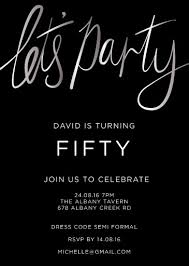 Design Party Invitations Adult Birthday Invitations Designs By Creatives Printed