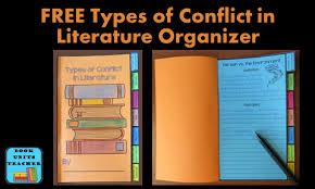 Teaching Conflicts In Literature Book Units Teacher