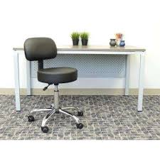 office furniture photos. Black Caressoft Medical Stool With Back Cushion Office Furniture Photos