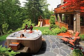 in ground hot tub designs small above ground pools for patio pools for home