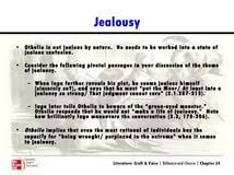 essays on othello jealousy conclusion thesis example i will essays on othello jealousy