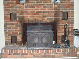 fireplace insert liner insulation chimney kit napoleon wood burning complete installation