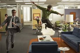 """jason watches television mad men season 6 episode 8 """"the crash"""" in other more interesting developments a lot of other characters flail about in this episode aside from don sometimes physically sometimes emotionally"""