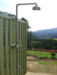 outdoor shower fixtures google search outdoor showers bathing in an outdoor shower is at once luxurious