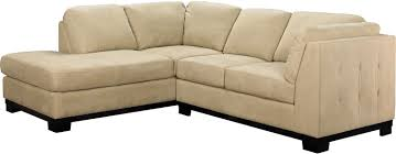 the bricks furniture. Oakdale 2-Piece Microsuede Sectional W/Left-Facing Chaise - Mushroom | The Bricks Furniture