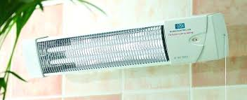electric bathroom wall heaters. infrared bathroom wall heaters electric for modern concept indoor infra red heater . e